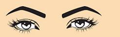 Bói vui: Nhìn lông mày đoán trúng phóc lý do bạn được mọi người chú ý - 1
