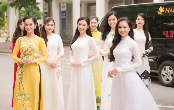 <p> Sáng 8/7, vòng Sơ khảo khu vực phía Bắc Hoa hậu Việt Nam 2018 diễn ra tại Hà Nội. Khá nhiều ứng viên nổi bật tại khu vực phía Bắc đã xuất hiện.</p>