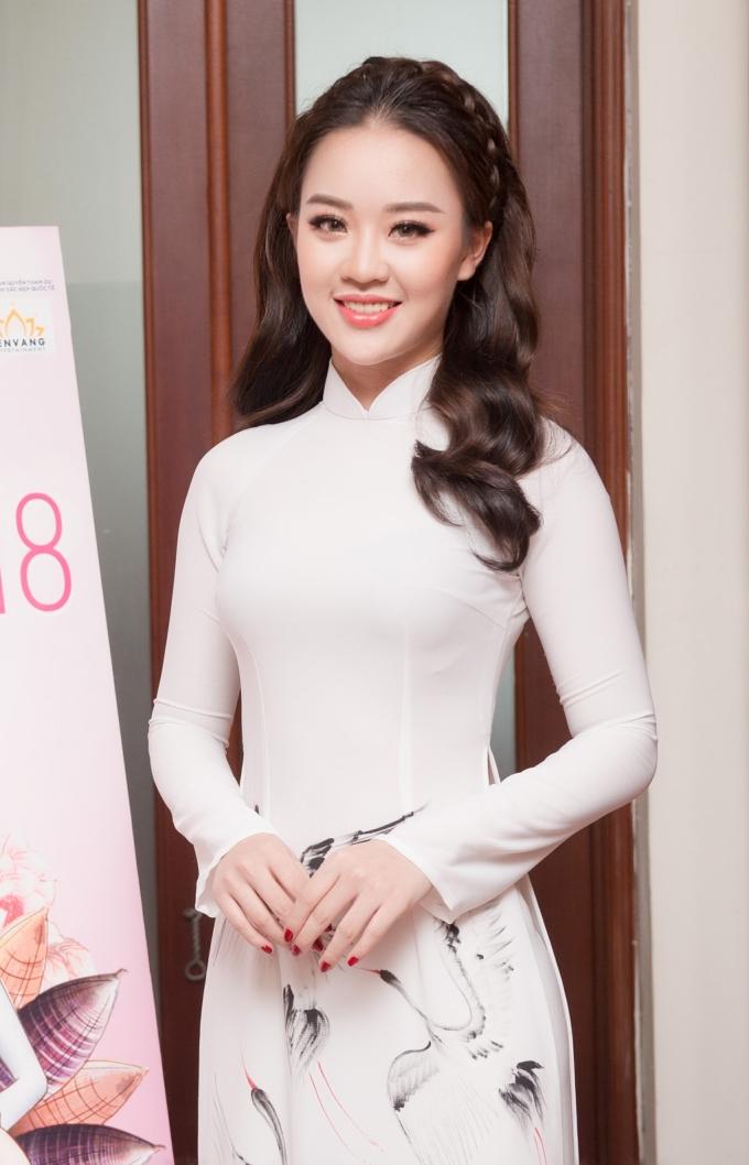 <p> Thí sinh Hoàng Hải Thu, sinh năm 1995, từng đạt giải Người đẹp tài năng Hoa hậu Hoàn Vũ 2017 và Á khôi 3 Miss VietNam Photo Model 2017.</p>
