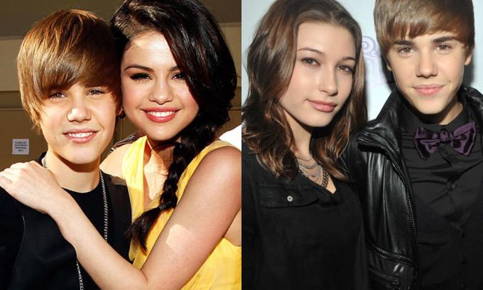 <p> Nhiều người sẽ bất ngờ khi biết thông tin cả Selena Gomez vàHailey Baldwin đều quen biết Justin Bieber từ năm 2009. Nếu như sau lần đầu gặp gỡ, Selena Gomez tỏ ra thân thiết ngay với Justin cònHailey Baldwin thì ngược lại, cô có vẻ xa cách với anh chàng người Canada.</p>