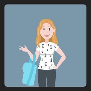 Trắc nghiệm: Cách đeo túi xách nói rõ điểm nổi bật ở bạn - 2