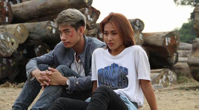 """<p> Mơ mộng trở thành """"đả nữ"""" mới của màn ảnh Việt, Khả Ngân thất bại toàn tập khi đóng phim <em>Cao thủ ẩn danh.</em></p>"""