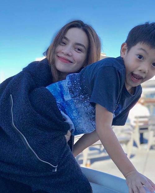 Hai mẹ con Hà Hồ tận hưởng kỳ nghỉ hè tràn ngập tiếng cười ở San Francisco.