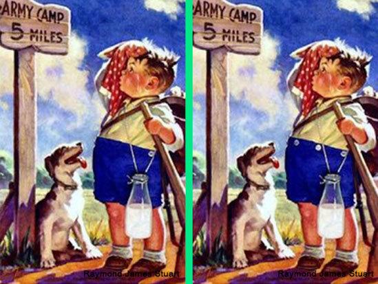 30 giây nhanh mắt tìm điểm khác biệt trong loạt tranh dễ thương - 4
