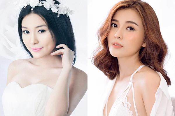 So với thời mới chân ướt chân ráo gia nhập showbiz, nhan sắc của mỹ nhân sinh năm 1990 gần như thay đổi hoàn toàn. Hiện tại, cô được nhiều người so sánh với người đẹp không tuổi Hàn Quốc Kim Hee Sun.