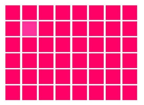 Đọ khả năng nhận dạng màu sắc của bạn đến đâu? - 15