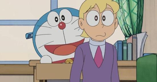 Các nhân vật trong Doraemon này tên là gì? - 2