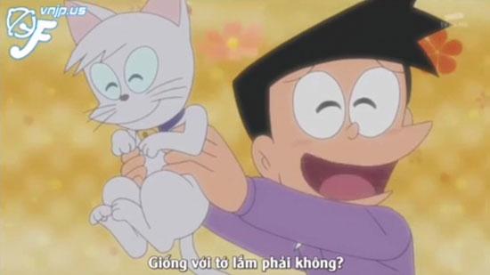 Các nhân vật trong Doraemon này tên là gì? - 5