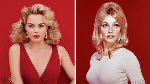 Cô đào nóng bỏng Margot Robbie sẽ sẽ vào vai Sharon Tate.
