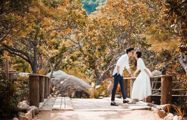 Ảnh cưới của cặp Tú Anh - Gia Lộc.