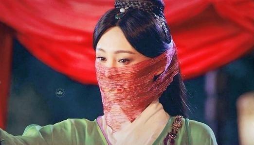 11 mỹ nhân che mặt trong phim Hoa ngữ, bạn có nhận ra? - 2