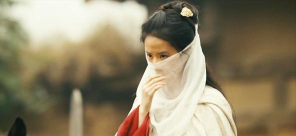 11 mỹ nhân che mặt trong phim Hoa ngữ, bạn có nhận ra? - 5