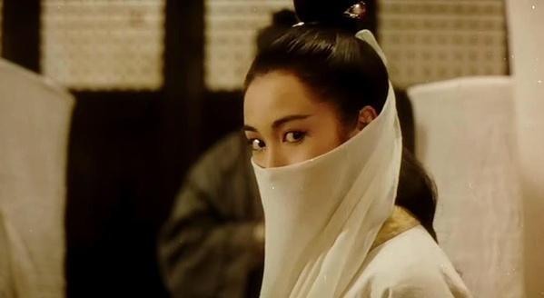 11 mỹ nhân che mặt trong phim Hoa ngữ, bạn có nhận ra? - 10
