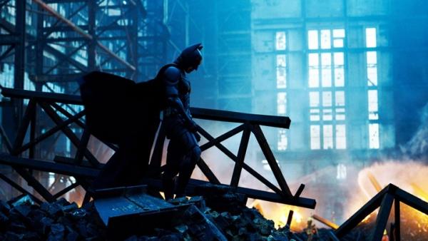 The Dark Knight đã mở ra một hướng đi mới cho đề tài siêu anh hùng của Hollywood.