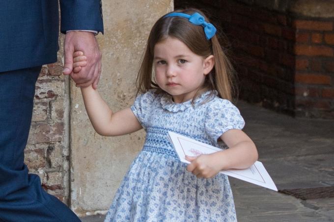 <p> Theo <em>The Sun</em>, khoảnh khắc công chúa Charlotte xuất hiện trong bức ảnh trông rất giống bà nội - cố Công nương Diana ngày nhỏ.</p>