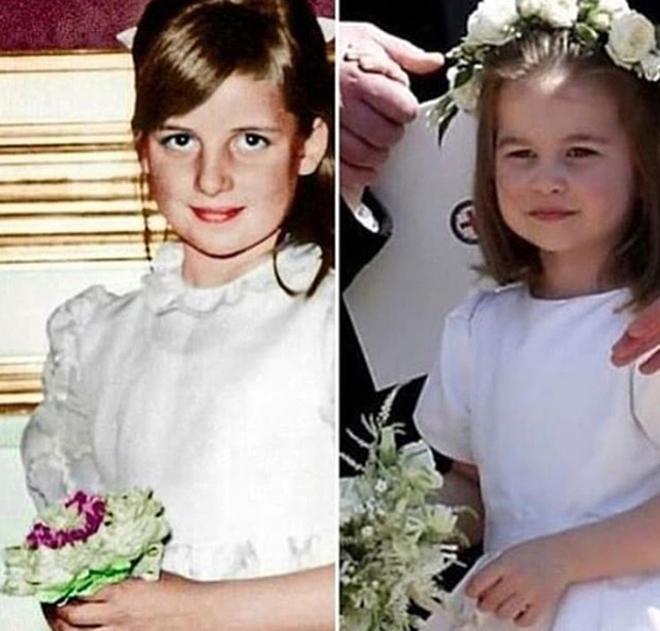 <p> Mặc dù còn nhiều tranh cãi về việc Charlotte giống Diana hay Nữ hoàng hơn, hầu hết mọi người đều công nhận rằng cô công chúa thừa hưởng thần thái hoàng gia từ nhỏ khi luôn tự tin trong mọi sự kiện.</p>