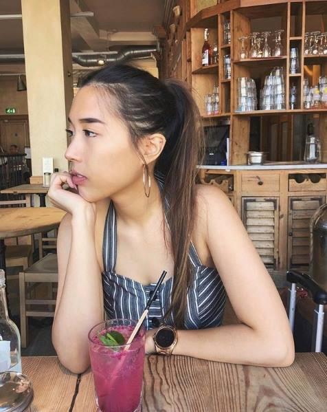 Gần đây khi Huỳnh Anh vướng phải một số ồn ào về thái độ làm việc hay nghi vấn lộ ảnh nóng, thông tin về bạn gái hot boy càng được truy tìm nhiều hơn.
