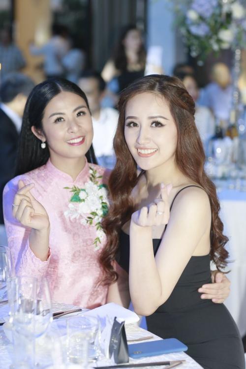 Dàn hoa hậu, người đẹp khoe sắc trong đám cưới Tú Anh - 6