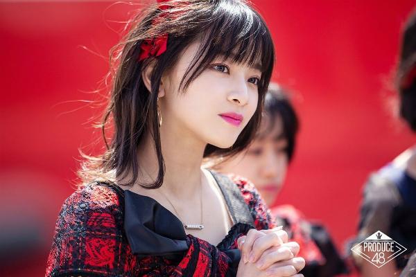 Goto Moe có nhan sắc xinh đẹp.