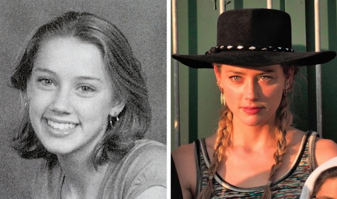<p> Amber Heard.</p>
