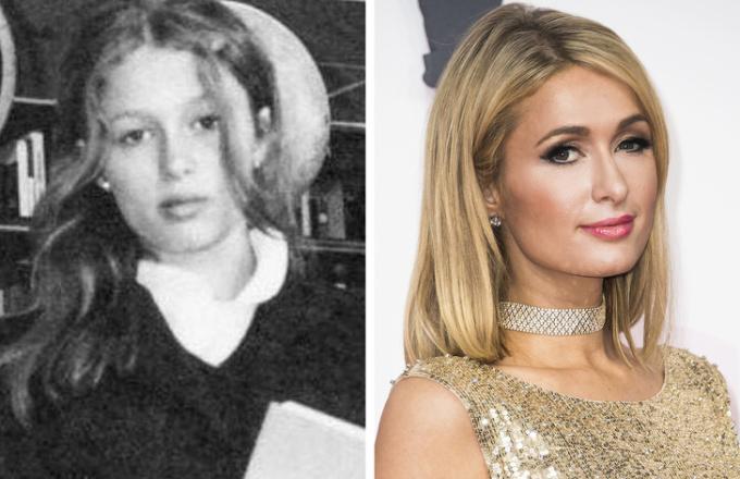 <p> Paris Hilton.</p>