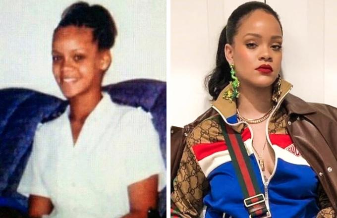 <p> Rihanna.</p>