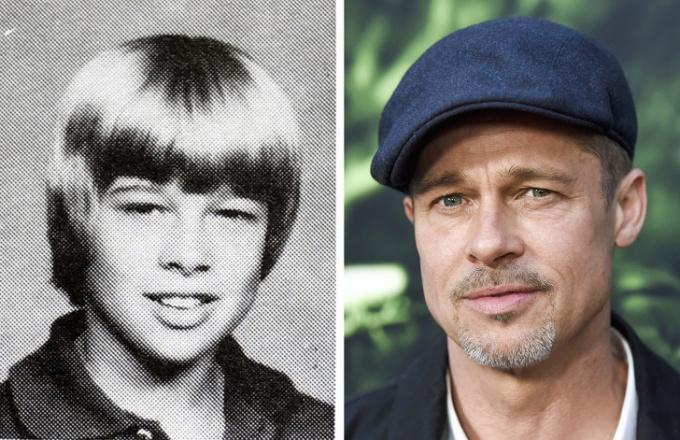 <p> Brad Pitt.</p>
