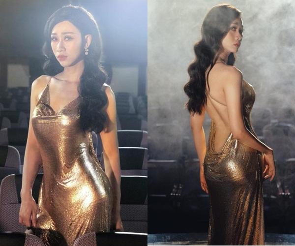 Vóc dáng như sinh ra để giả gái của bộ đôi BB Trần - Hải Triều - 9
