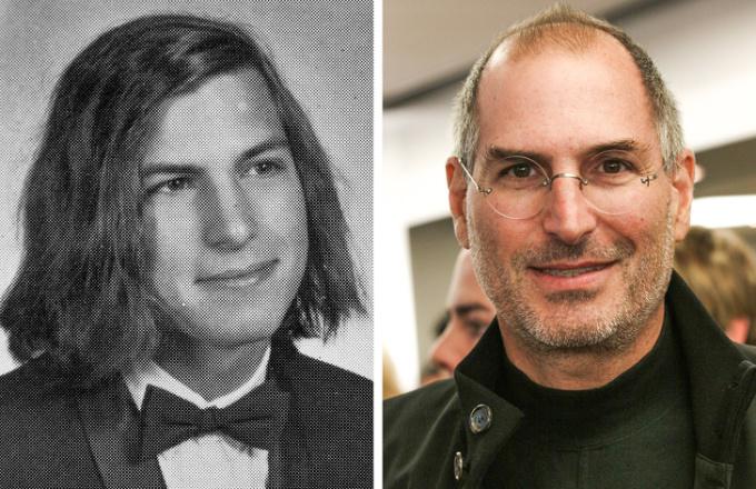 <p> Steve Jobs.</p>