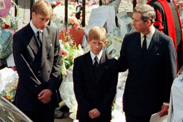 Lời hứa đau lòng Hoàng tử William dành cho cố Công nương Diana - 5