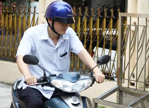Ông Vũ Trọng Lương. Ảnh chụp chiều 19/7:Phạm Dự