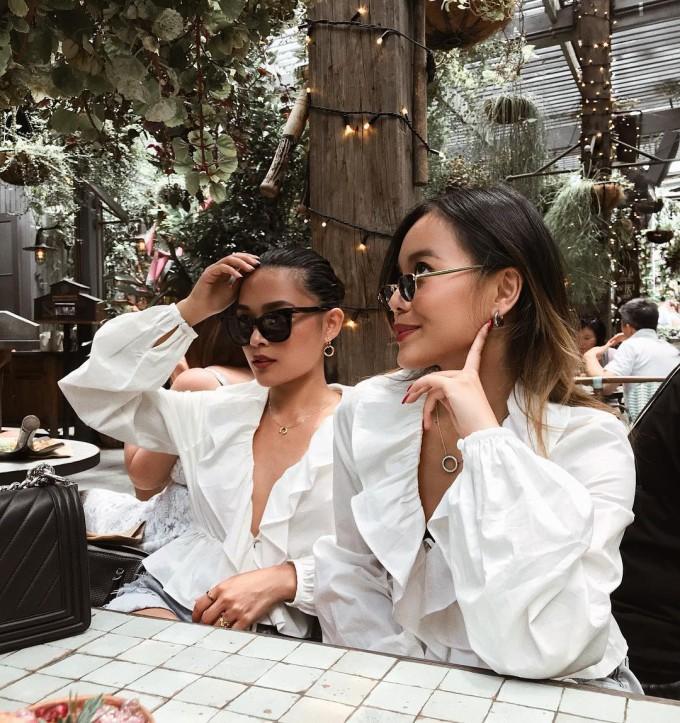 <p> Cô em Tsutsumi còn đảm nhiệm vai trò gương mặt đại diện toàn cầu của L'Oréal Colorista, từng cộng tác với nhiều thương hiệu lớn như Guerlain, MAC Cosmetics, Bobbi Brown, Maybelline New York, L'Oréal Paris, Thomas Sabo...</p>
