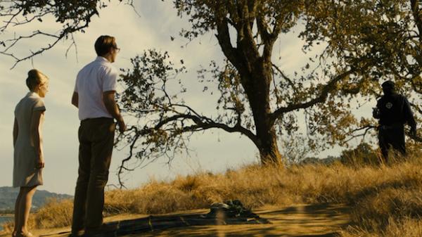 Khoảnh khắc hiếm hoi trong phim tên sát nhân xuất hiện.
