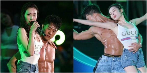 Những vũ công nóng bỏng chiếm spotlight của idol trên sân khấu - 6