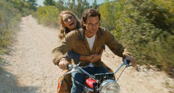 Tình yêu là chuyến hành trình xuyên suốt 2 phần phim.