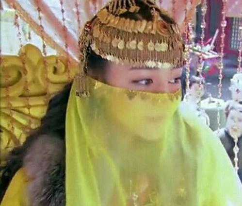 Nhận diện 11 mỹ nhân che mặt trong phim cổ trang Trung Quốc - 4