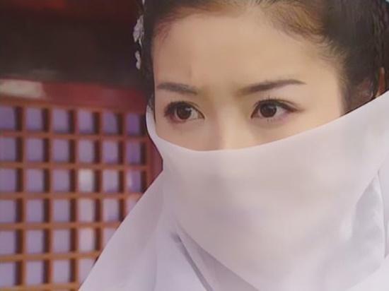 Nhận diện 11 mỹ nhân che mặt trong phim cổ trang Trung Quốc - 7