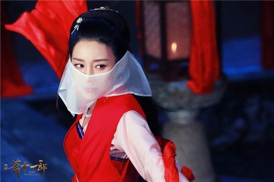 Nhận diện 11 mỹ nhân che mặt trong phim cổ trang Trung Quốc - 2
