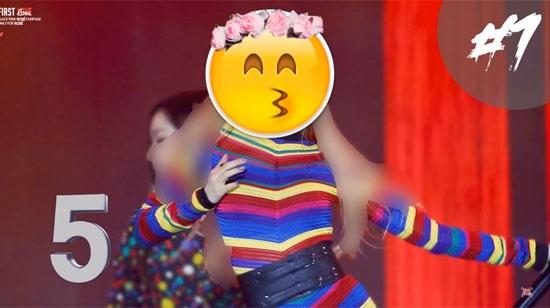 Đoán thành viên Black Pink qua trang phục sân khấu