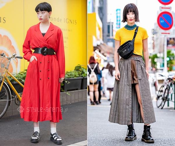 Bất kể thời tiết thế nào, layer cũng là cách diện đồ không thể thiếu của các cô gái Nhật Bản. Họ không ngại thể hiện cá tính riêng bằng những trang phục tầng lớp, phối ngẫu hứng. Phong cách Nhật có thể được nhận diện bằng những trang phục hoặc sặc sỡ, lòe loẹt hết phần thiên hạ...
