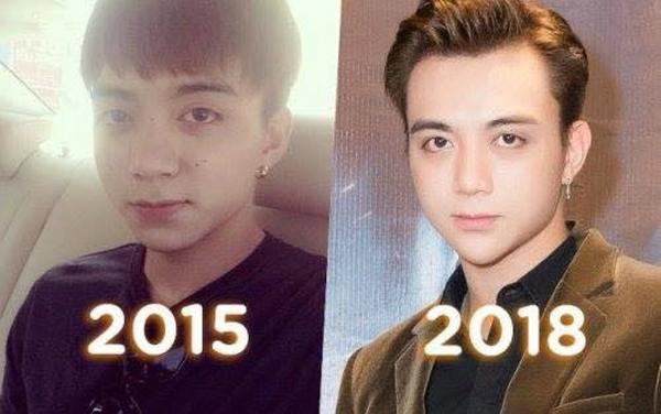 Nam ca sĩ còn giải thích việc thay đổi gương mặt là do tăng cân. Tuy nhiên, càng nói Soobin lại khiến fan thắc mắc và khó tin bởi so sánh ảnh quá khứ - hiện tại đều có sự khác biệt không nhỏ.