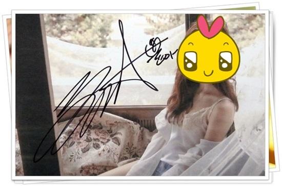 Soi chữ ký đoán sao Hàn, bạn có biết không?