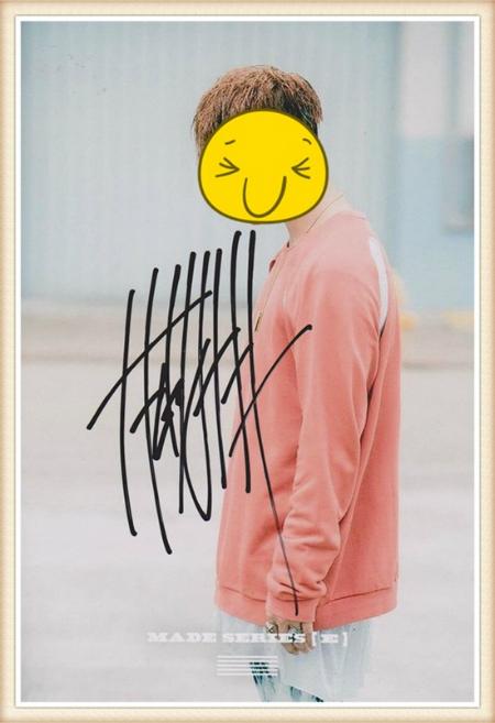 Soi chữ ký đoán sao Hàn, bạn có biết không? - 8