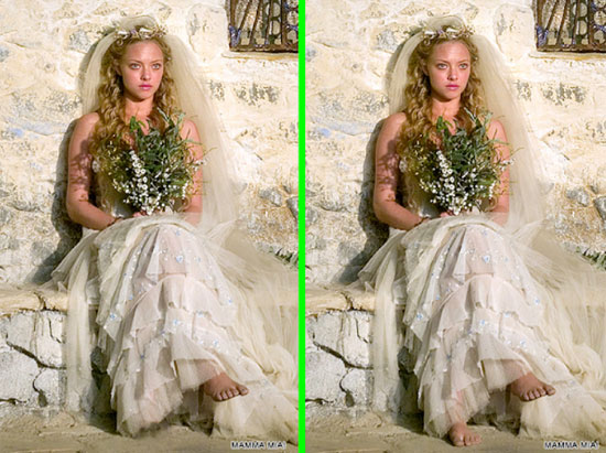 Phát hiện điểm khác biệt trong phim Mamma Mia - 6