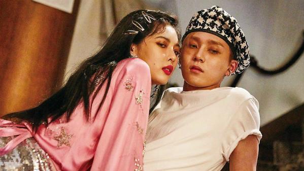 Hyun Ah và EDawn,hai thành viên trong dự án nhóm nhỏTriple H của Cube,thừa nhận hẹn hò2 năm nay.