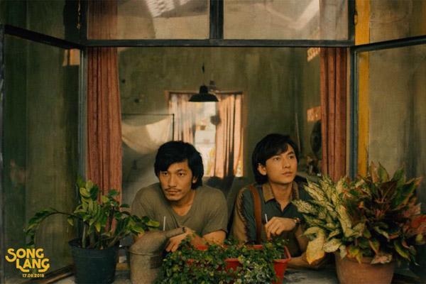 Song Lang tung trailer khiến bao nhiêu trái tim hủ nữ phải thổn thức