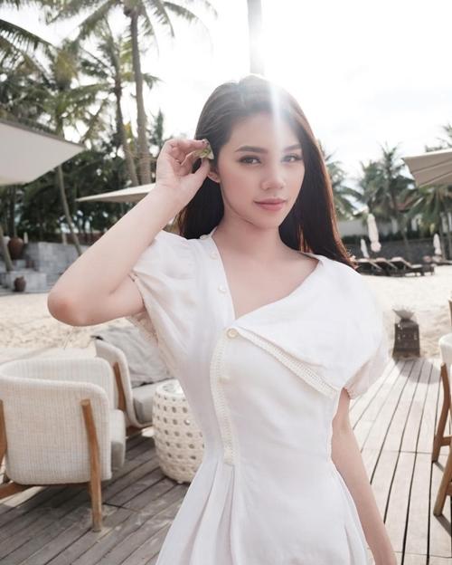 Cuộc sống hoa hậu con nhà giàu của Jolie Nguyễn lên báo Indonesia - 3