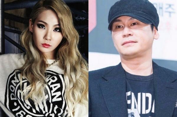 Mối quan hệ của CL và YG được khẳng định là không có bất hòa nhưng người hâm mộ không hề tin vào điều đó.