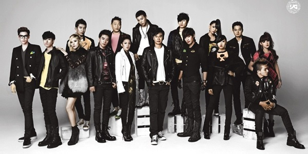 Yang Hyun Suk từng là bố Yang vĩ đại của YG Family lừng lẫy một thời.