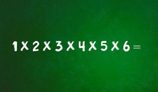 Bạn có thể tính nhẩm nhanh 5 phép tính này?